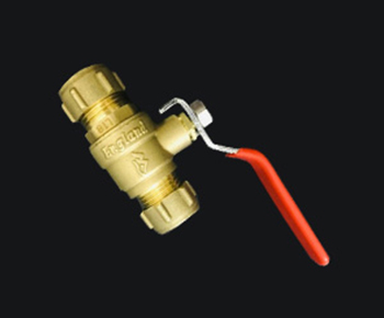 Casa England<br> High Quality Brass Ball Valve